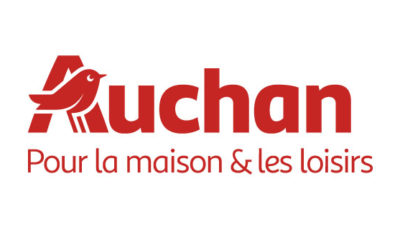 logo vector Auchan