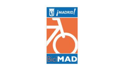 logo vector BiciMAD