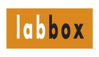logo vector Labbox