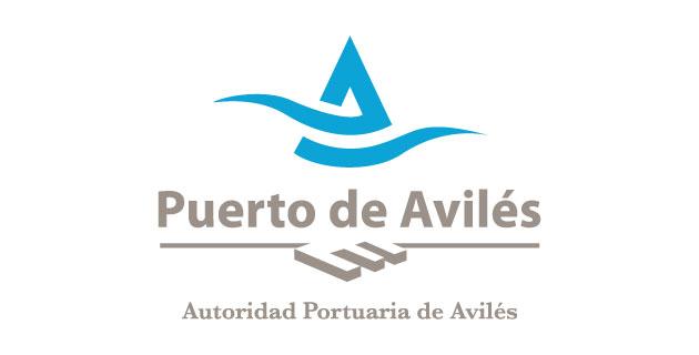 logo vector Puerto de Avilés