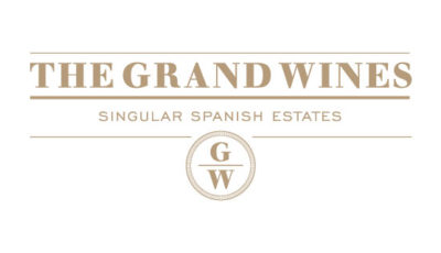 logo vector THE GRAND WINES