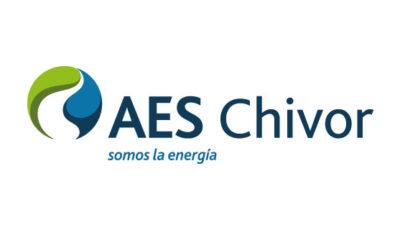 logo vector AES Chivor