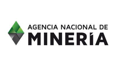 logo vector Agencia Nacional de Minería