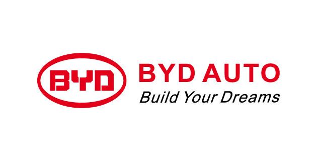 logo vector BYD Auto