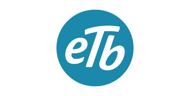 logo vector eTb Bogotá