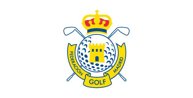 logo vector Federación de Golf de Madrid