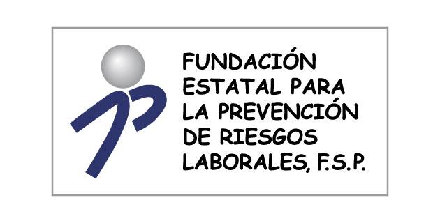 logo vector Fundación Estatal para la Prevención de Riesgos Laborales