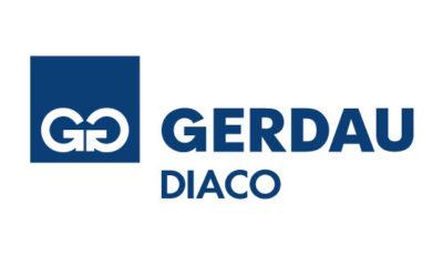 logo vector Gerdau Diaco