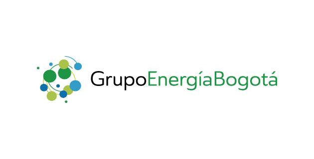 logo vector Grupo Energía de Bogotá