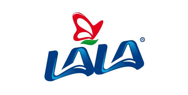 logo vector Grupo Lala