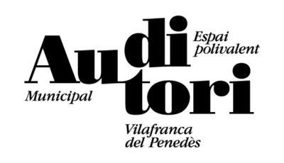 logo vector Auditori de Vilafranca