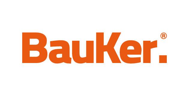logo vector Bauker