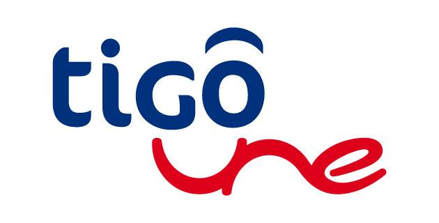 logo vector Tigo UNE