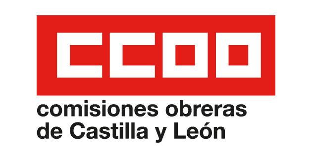 logo vector CCOO de Castilla y León