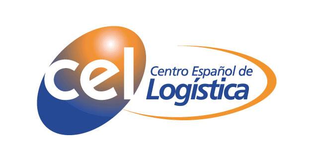 logo vector CEL - Centro Español de Logística