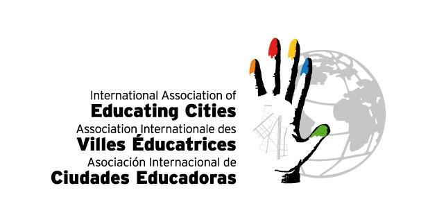 logo vector Ciudades Educadoras
