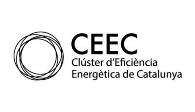 logo vector Clúster de l'Energia Eficient de Catalunya
