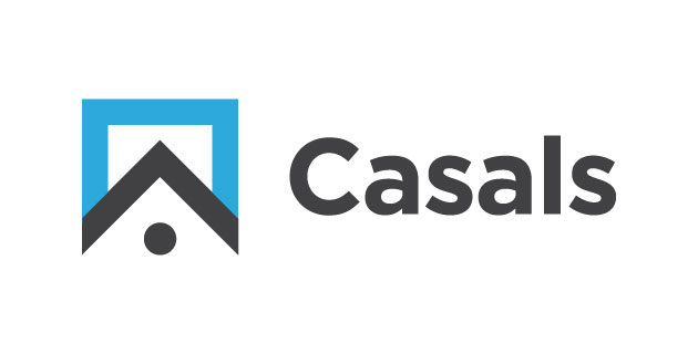 logo vector Editorial Casals