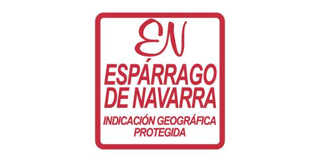 logo vector Espárrago de Navarra
