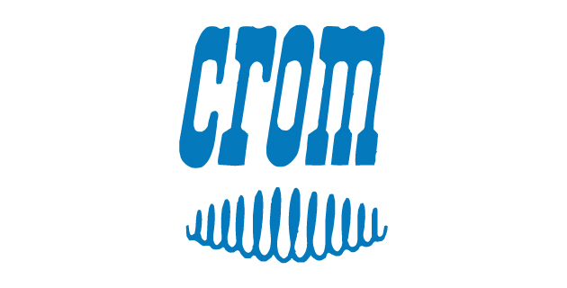 logo vector Muelles Crom