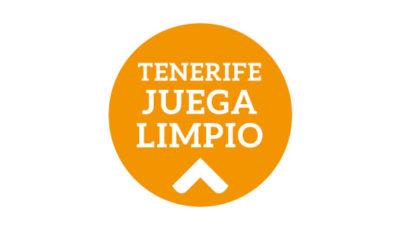 logo vector Tenerife Juega Limpio