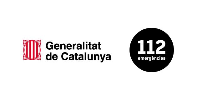 logo vector 112 emergències