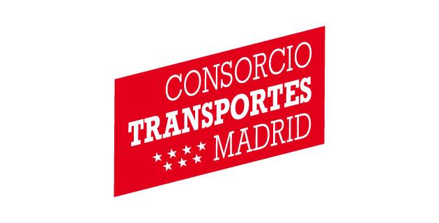 logo vector Consorcio Transportes Madrid