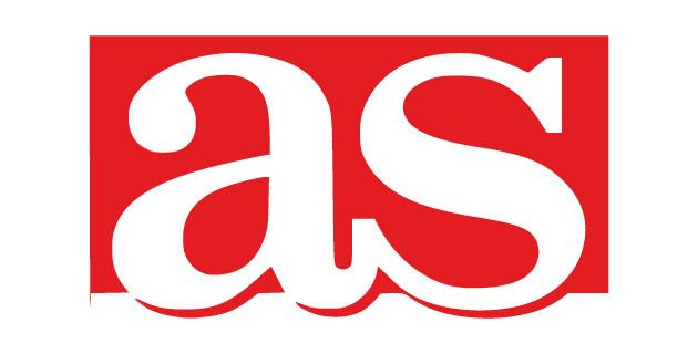 logo vector Diario AS