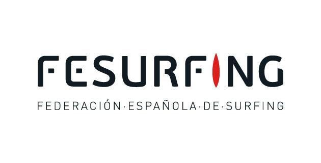 logo vector Federación Española de Surfing