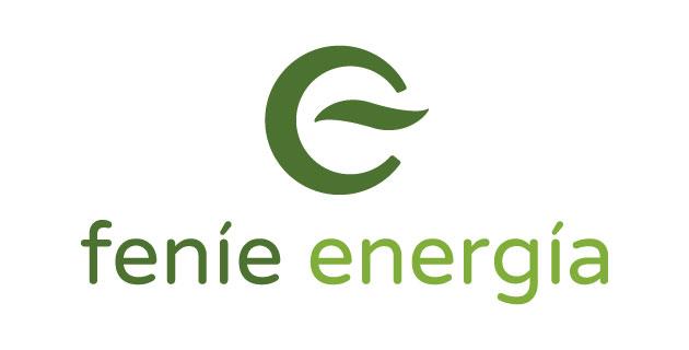 logo vector Feníe Energía