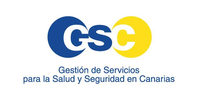 logo vector Gestión de Servicios para la Salud y Seguridad en Canarias