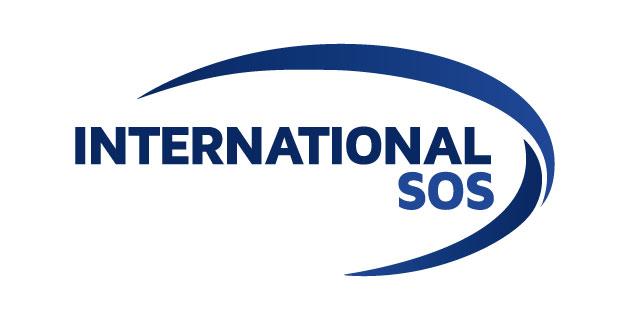 logo vector International SOS