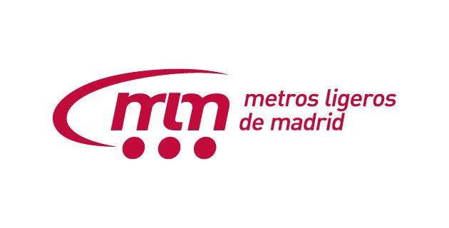 logo vector Metros Ligeros de Madrid
