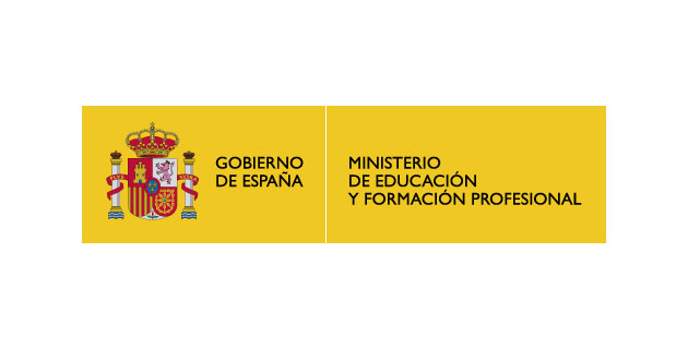 logo vector Ministerio de Educación y Formación Profesional