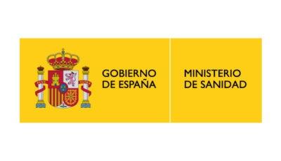 logo vector Ministerio de Sanidad