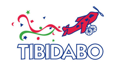 logo vector Parque de Atracciones Tibidabo