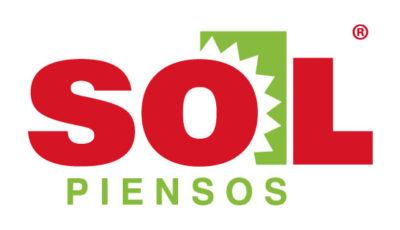 logo vector Piensos Sol