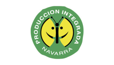 logo vector Producción Integrada Navarra