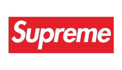 logo vector Supreme
