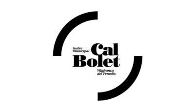 logo vector Teatre Cal Bolet