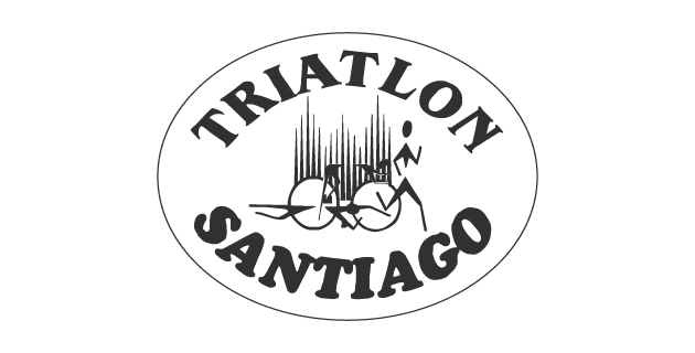 logo vector Triatlon Santiago