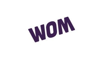 logo vector WOM