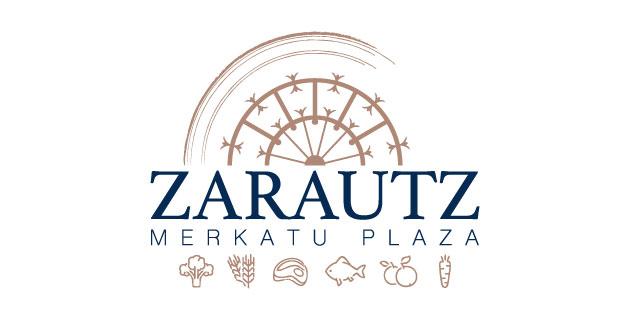 logo vector Zarautz Merkatu Plaza