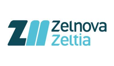 logo vector Zelnova Zeltia