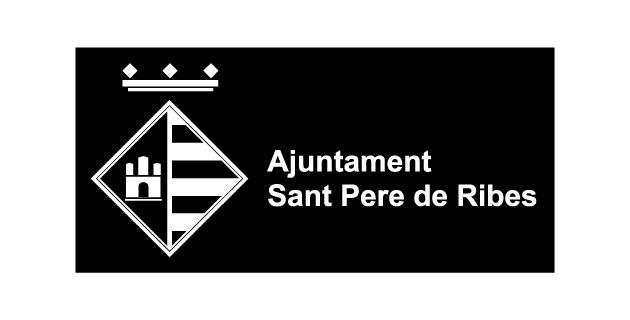 logo vector Ajuntament Sant Pere de Ribes