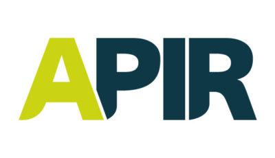 logo vector APIR
