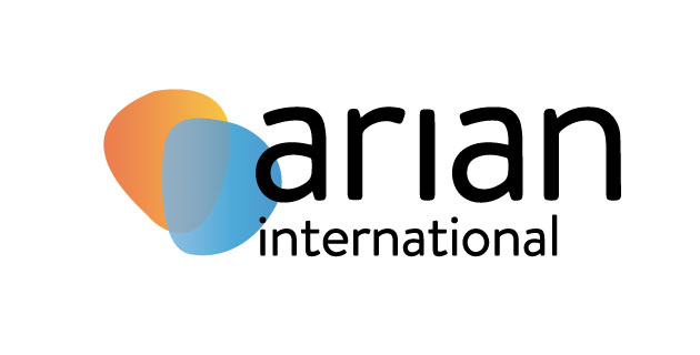 logo vector Arian International