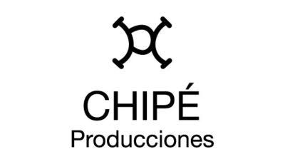 logo vector CHIPÉ Producciones