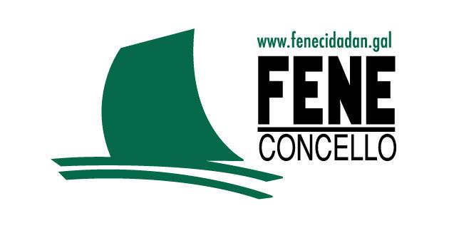 logo vector Concello de Fene
