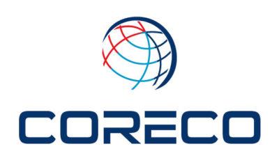 logo vector CORECO